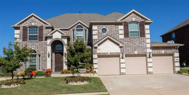 320 Cripple Creek Drive, Celina, TX 75009 (MLS #14282936) :: Hargrove Realty Group