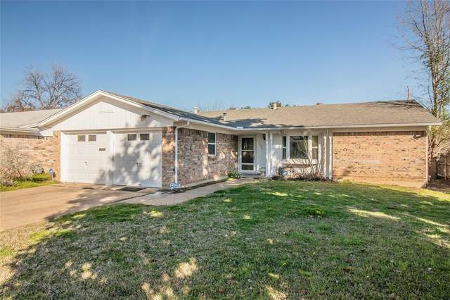 1805 Pamela Lane, Fort Worth, TX 76112 (MLS #14282940) :: The Chad Smith Team