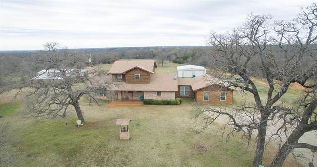 4447 County Road 1103, Grandview, TX 76050 (MLS #14282957) :: The Chad Smith Team