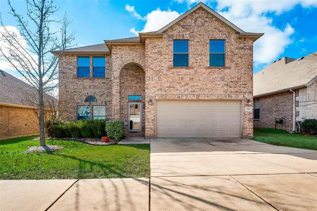3308 Evening Wind Road, Denton, TX 76208 (MLS #14282960) :: Justin Bassett Realty