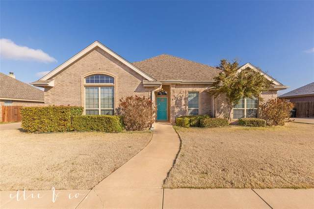 710 Lone Star Drive, Abilene, TX 79602 (MLS #14282968) :: Ann Carr Real Estate