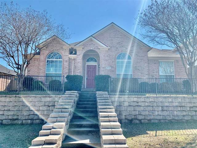 725 Geary Drive, Rockwall, TX 75087 (MLS #14282970) :: The Kimberly Davis Group