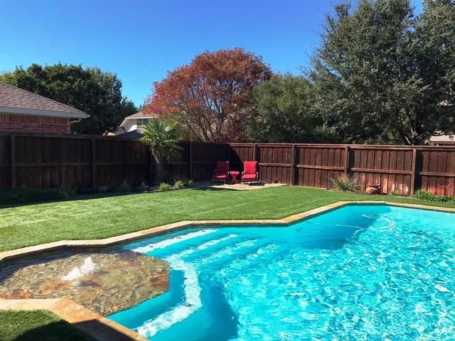 1506 Comanche Drive, Allen, TX 75013 (MLS #14282971) :: The Kimberly Davis Group