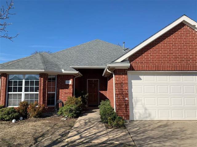 1395 Clear Meadow Court, Rockwall, TX 75087 (MLS #14282974) :: The Good Home Team