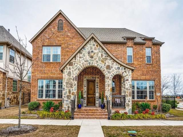 8418 Dupont Street, Frisco, TX 75034 (MLS #14282983) :: The Good Home Team