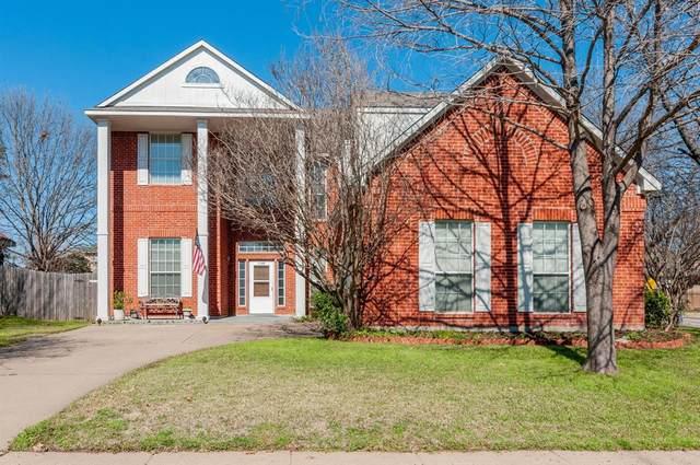 6849 Moss Lane, North Richland Hills, TX 76182 (MLS #14282994) :: Trinity Premier Properties