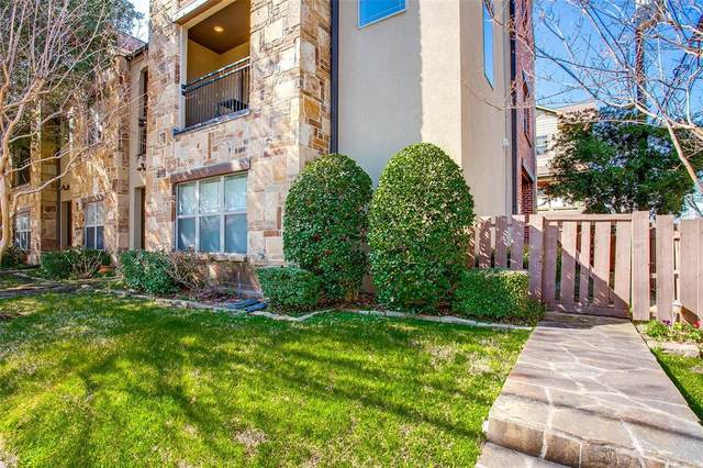 5747 Prospect Avenue H, Dallas, TX 75206 (MLS #14283000) :: Vibrant Real Estate