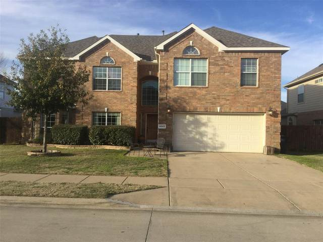 4662 Ardenwood Drive, Fort Worth, TX 76123 (MLS #14283020) :: Real Estate By Design