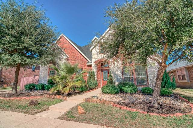1434 Greenwich Drive, Allen, TX 75013 (MLS #14283029) :: The Kimberly Davis Group