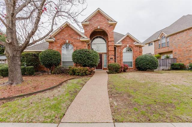 2101 Rock Wood Lane, Mckinney, TX 75072 (MLS #14283034) :: The Good Home Team