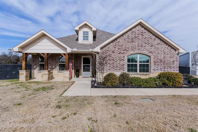149 Brady Coleman Lane, Springtown, TX 76082 (MLS #14283038) :: Team Hodnett