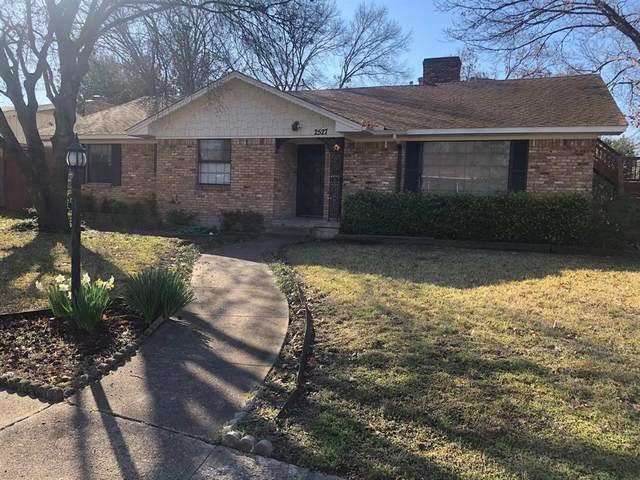 2527 Pinebluff Drive, Dallas, TX 75228 (MLS #14283042) :: Team Tiller