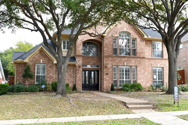 6404 Widgeon Drive, Plano, TX 75024 (MLS #14283043) :: The Real Estate Station