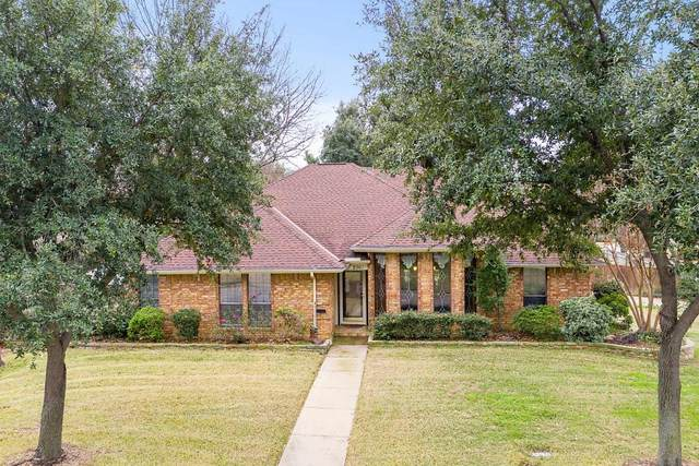 2961 River Crest Street, Grapevine, TX 76051 (MLS #14283051) :: The Mitchell Group