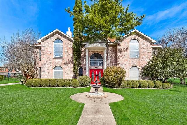 1211 Poplar Lane, Lancaster, TX 75146 (MLS #14283059) :: The Paula Jones Team   RE/MAX of Abilene