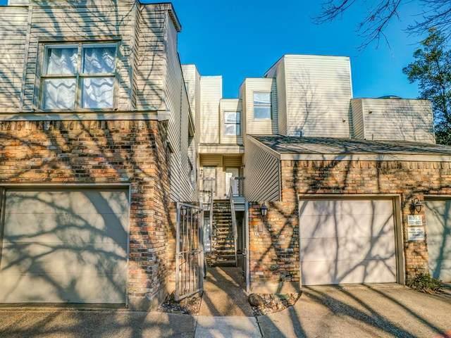 7340 Skillman Street #803, Dallas, TX 75231 (MLS #14283068) :: Caine Premier Properties