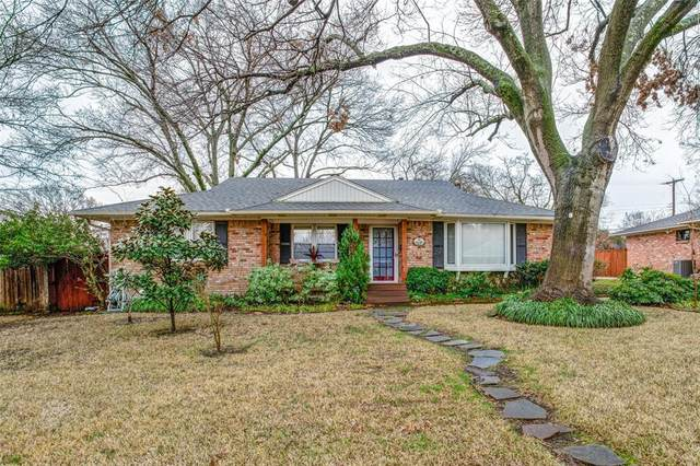 1223 Holly Drive, Richardson, TX 75080 (MLS #14283074) :: The Mitchell Group