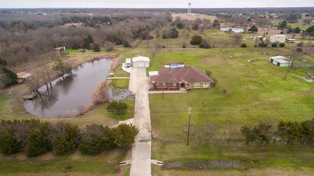 8570 Fm 2578, Terrell, TX 75160 (MLS #14283081) :: The Kimberly Davis Group
