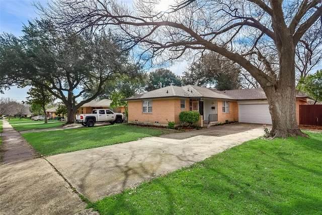 2626 Alden Avenue, Dallas, TX 75211 (MLS #14283082) :: Ann Carr Real Estate