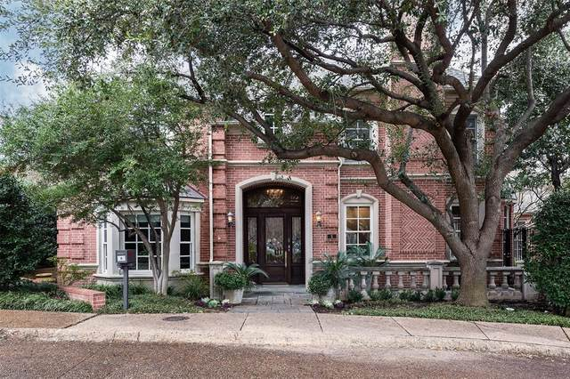 6 Knightwood Court, Dallas, TX 75225 (MLS #14283090) :: Caine Premier Properties