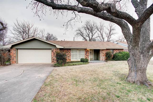 933 Harwell Street, Abilene, TX 79601 (MLS #14283110) :: The Good Home Team