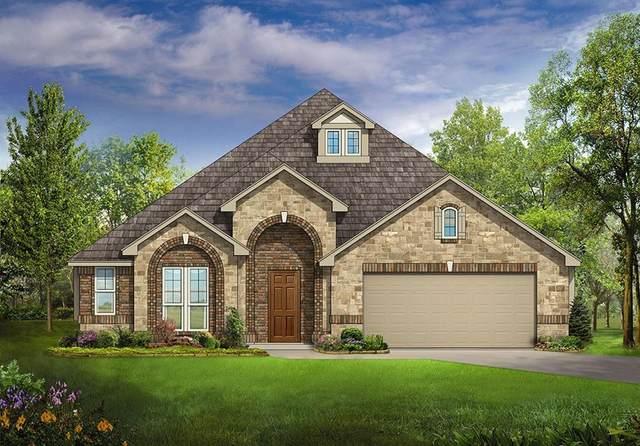 802 Imperial Way, Mansfield, TX 76063 (MLS #14283113) :: Caine Premier Properties