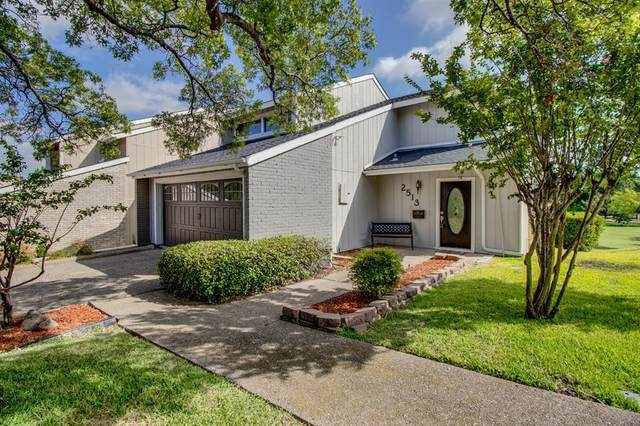2513 Country Place, Carrollton, TX 75006 (MLS #14283122) :: The Real Estate Station