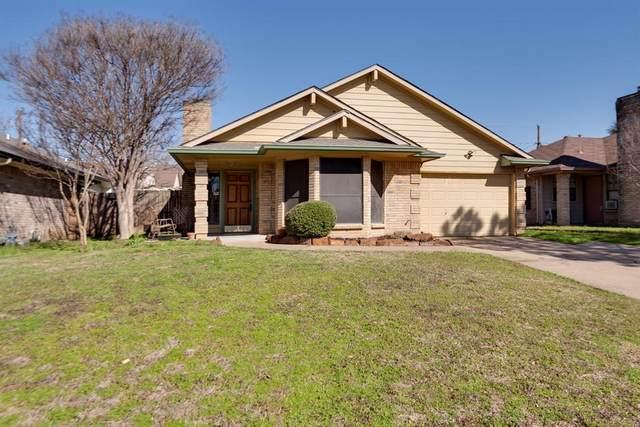 4629 Birchbend Lane, Fort Worth, TX 76137 (MLS #14283124) :: Caine Premier Properties