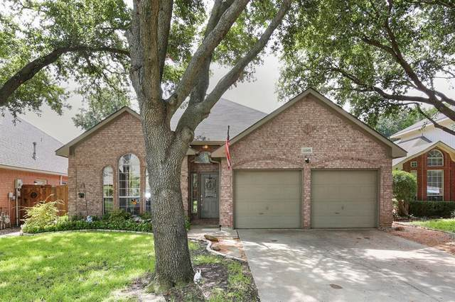 11005 Promise Land Drive, Frisco, TX 75035 (MLS #14283129) :: The Good Home Team