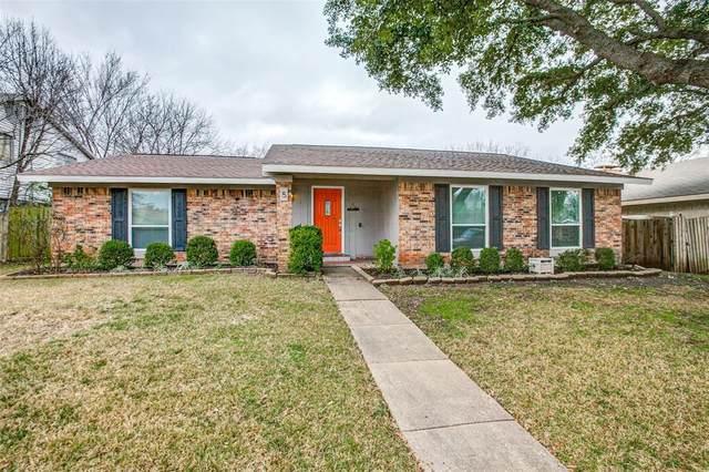 5 Merrie Circle, Richardson, TX 75081 (MLS #14283133) :: Vibrant Real Estate