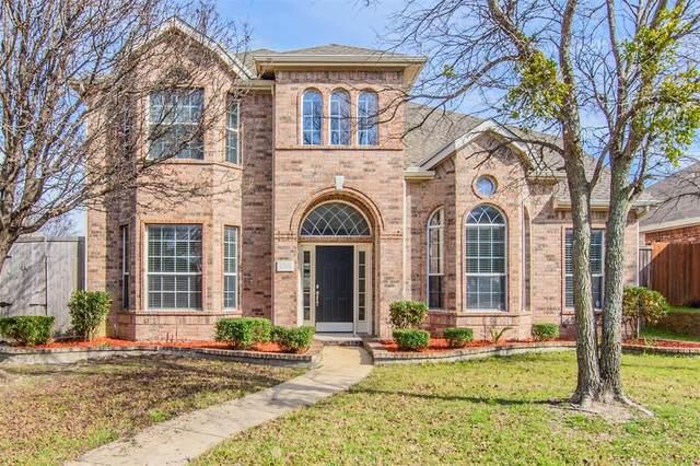 1366 San Rafael Drive, Rockwall, TX 75087 (MLS #14283167) :: Ann Carr Real Estate