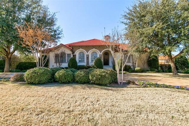 6600 Cherry Hills Drive, Fort Worth, TX 76132 (MLS #14283183) :: Team Tiller