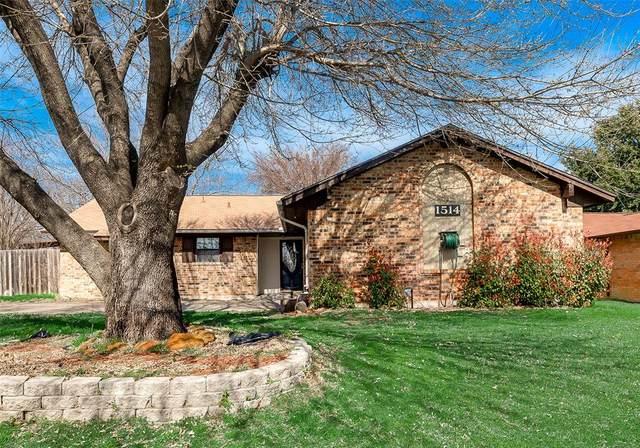1514 Westridge Street, Grand Prairie, TX 75050 (MLS #14283192) :: Ann Carr Real Estate