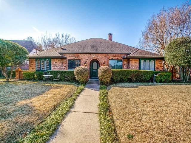 1104 Serenade Lane, Richardson, TX 75081 (MLS #14283201) :: Vibrant Real Estate