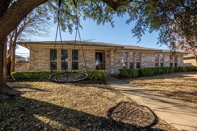 2605 Quail Run Drive, Plano, TX 75075 (MLS #14283217) :: Vibrant Real Estate