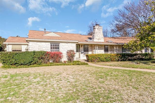 3720 Bellaire Circle, Fort Worth, TX 76109 (MLS #14283223) :: Lynn Wilson with Keller Williams DFW/Southlake