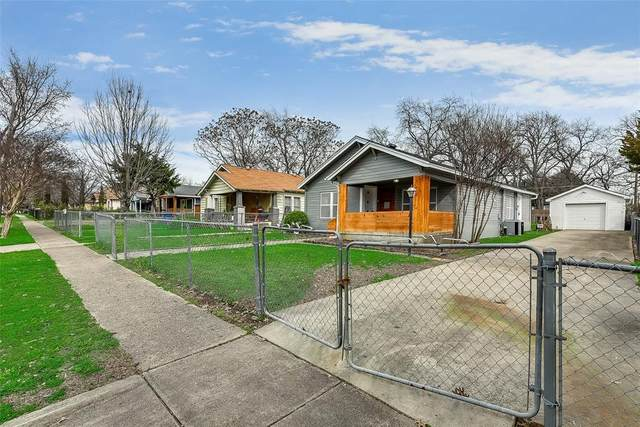 718 S Marlborough Avenue, Dallas, TX 75208 (MLS #14283228) :: HergGroup Dallas-Fort Worth
