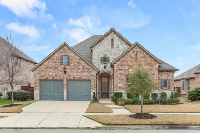 4651 Crossvine Drive, Prosper, TX 75078 (MLS #14283233) :: Caine Premier Properties