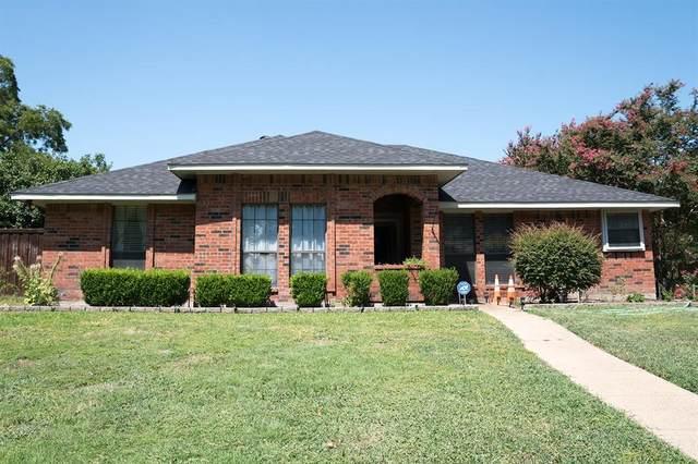 2509 Amy, Rowlett, TX 75088 (MLS #14283248) :: Vibrant Real Estate