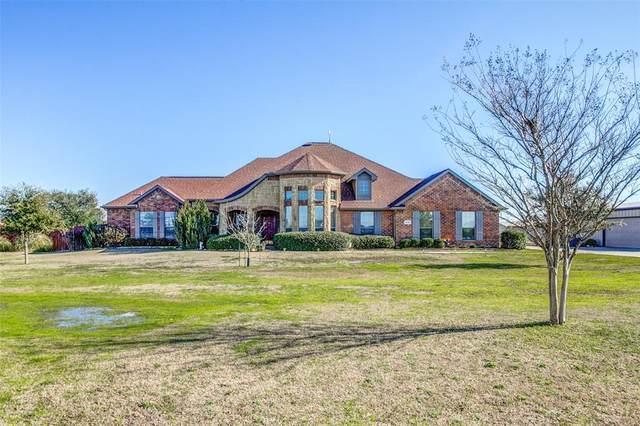 4745 Henson Drive, Caddo Mills, TX 75135 (MLS #14283252) :: The Heyl Group at Keller Williams