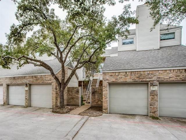 7340 Skillman Street #404, Dallas, TX 75231 (MLS #14283269) :: Caine Premier Properties