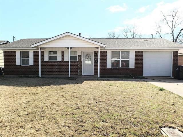 160 Chickadee Lane, Denison, TX 75020 (MLS #14283272) :: Real Estate By Design