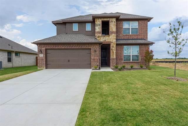 4013 Park, Sanger, TX 76266 (MLS #14283277) :: The Mauelshagen Group