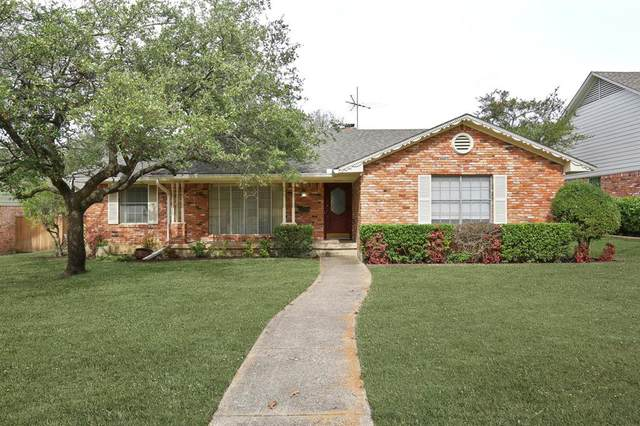 9511 Fieldcrest Court, Dallas, TX 75238 (MLS #14283292) :: Trinity Premier Properties