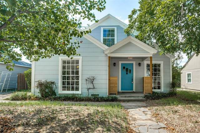 3909 Linden Avenue, Fort Worth, TX 76107 (MLS #14283296) :: The Chad Smith Team