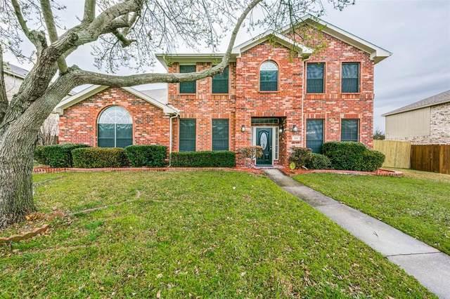 501 Summertree Lane, Desoto, TX 75115 (MLS #14283298) :: The Hornburg Real Estate Group