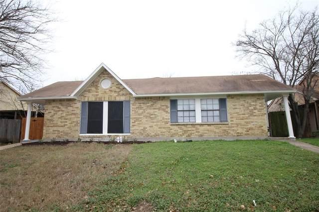 7054 Pineberry Road, Dallas, TX 75249 (MLS #14283300) :: The Kimberly Davis Group