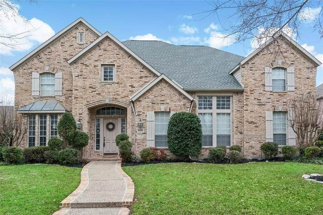 3413 Leighton Ridge Drive, Plano, TX 75025 (MLS #14283309) :: The Kimberly Davis Group