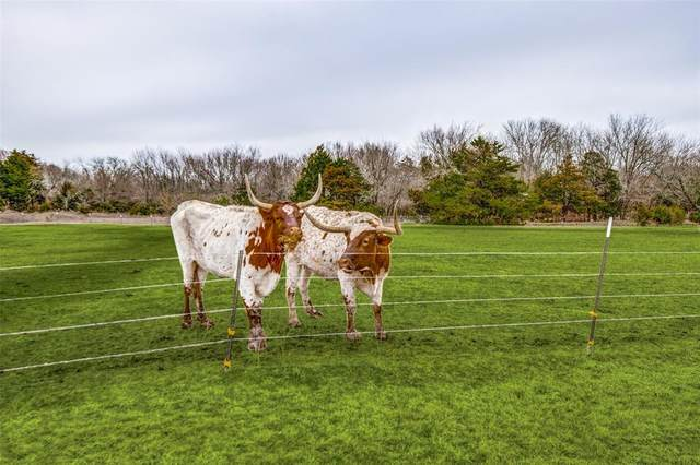 166 Jim Cannon Road 11AC, Van Alstyne, TX 75495 (MLS #14283311) :: The Kimberly Davis Group