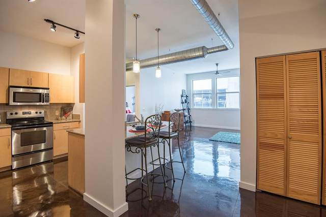 201 W Lancaster Avenue #202, Fort Worth, TX 76102 (MLS #14283329) :: Real Estate By Design